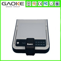 Gaoke 2013 sell best with 1.3 mega pixel support USB Function usb document camera