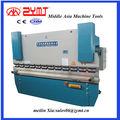 Freno de la prensa de la máquina herramienta/manual de flexión