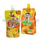 Laminated Juice Jelly Drink Beverage Spout Bag