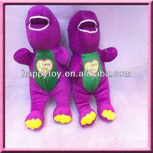 Oi CE de alta qualidade e bom preço barney plush doll