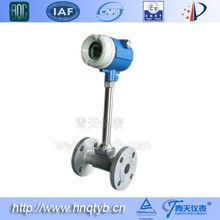 low cost vortex flow meter measure oxygen