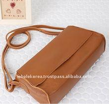 Korea Genuine Leather Bags 100% cowhide
