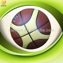 Custom Logo Leather Basketball Ball