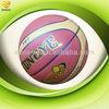Sublimated Glossy PU Basketball