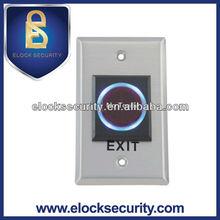 No Touch Exit Button