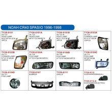 TOYOTA NOAH CR40 SPASIO 1996-1998 auto lamp and auto body parts
