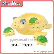 tartaruga giocattolo del vinile