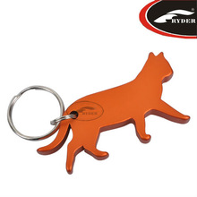 Aluminum Cat Shape Bottle Opener