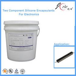room temperature curing silicone based potting glue