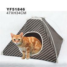 Water-proof Outdoor Cat House, Pop Up Waterproof Cat Tent