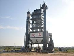 240cbm HMAP-ST3000 asphalt mixing equipment in 2013