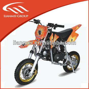50cc four stroke pit bike with CE