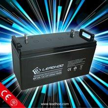 Chinese supplier battery 12v 120ah sla ups battery solar home systems battery