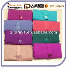 Eco-Friendly Folding Reusable Nylon Shopping Tote Bags (New)