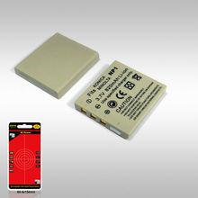Travel set Digital camera battery pack factory for MINOLTA NP1 battery