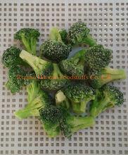 BRC Certificate IQF frozen broccoli florets