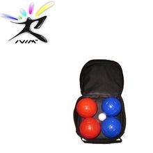 Boule bola, deporte juego de petanca de petanca