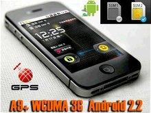 A9+ WCDMA 3G Dual SIM / ANDROID 2.2