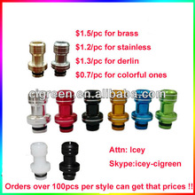 fit with trident clone wholesale 510 mflux drip tip
