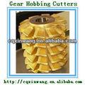 Fresadora y tallado por generación de cortadores