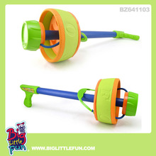 Hot toys 2013 flying disc gun toy Promotion Outdoor toys
