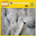 jacquard long pile faux fur/artifical fur for high qual