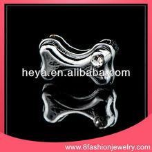 Cheap price 8mm dog collar slider bead charms