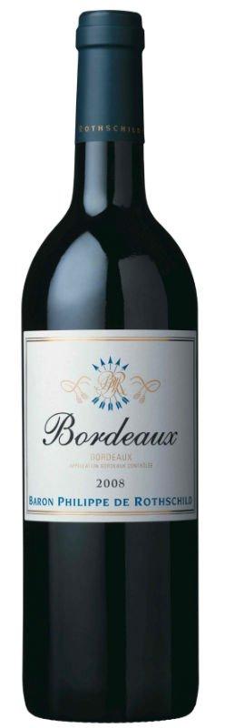 vin bordeaux baron de rothschild