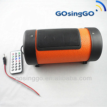 car subwoofer with amplifier