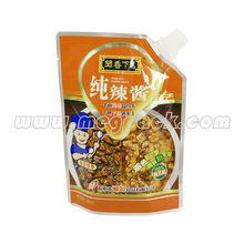 Aluminum Foil Plastic Packaging Spices Pouch with Spout