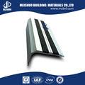 Antidérapant escalier en aluminium nez/broadstep trim./marches d'escalier/anti glissement de peinture