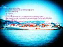 Best price of Ocean shipping from ShenZhen/GuangZhou to Atlanta(ATL