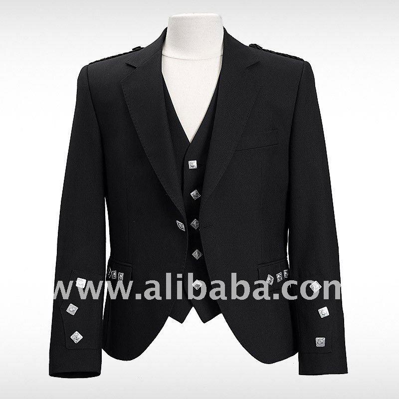 Argyll Jacket Pattern Bevilion Argyll Jacket With