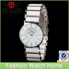 2013 wholesale quartz ceramic women fashion hand watch