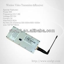 5-8Watt personal Wireless Video Transmitter&AV Sender Receiver