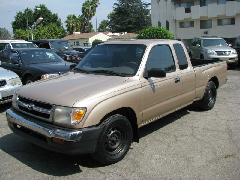 1999 TOYOTA TACOMA EXTRA CAB, TRD FACTORY SUPERCHARGED 3.4 LITER 5 SPEED