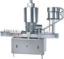 Automatic Six Head Bottle Screw Capping Machine