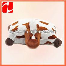 Cute Cartoon Stuffed Animal Shaped Kids Animal Pillow