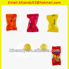 100g good taste soft milk candy with gummy filled/soft candy/gummy candy