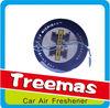 make hanging paper car air freshener for wholesale