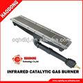bruciatori atmosferici a raggi infrarossi a gas industriali per le vendite
