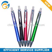 Alumium Slim Logo Custom Metal Ball Pen