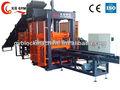 Maquinaria de construcción productos más vendidos qty6-18 cristal máquinas de bloques
