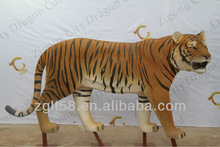 Life size & natural fiberglass animal model