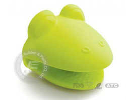 JE 2013 Fred Hot Heads Insulating Mitt, Frog