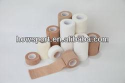 flexible bandage adhesive to itself CE/FDA/ISO (SY)