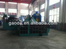 automatic waste metal baler