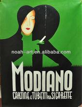 Handmade animated wall art of Vintage006