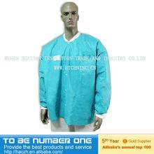Desechable chaqueta de trabajo, Desechables de la marca de la chaqueta, Dispoable chaquetas fabricante / fábrica