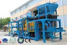 Construction automatic block making machineQT10-15